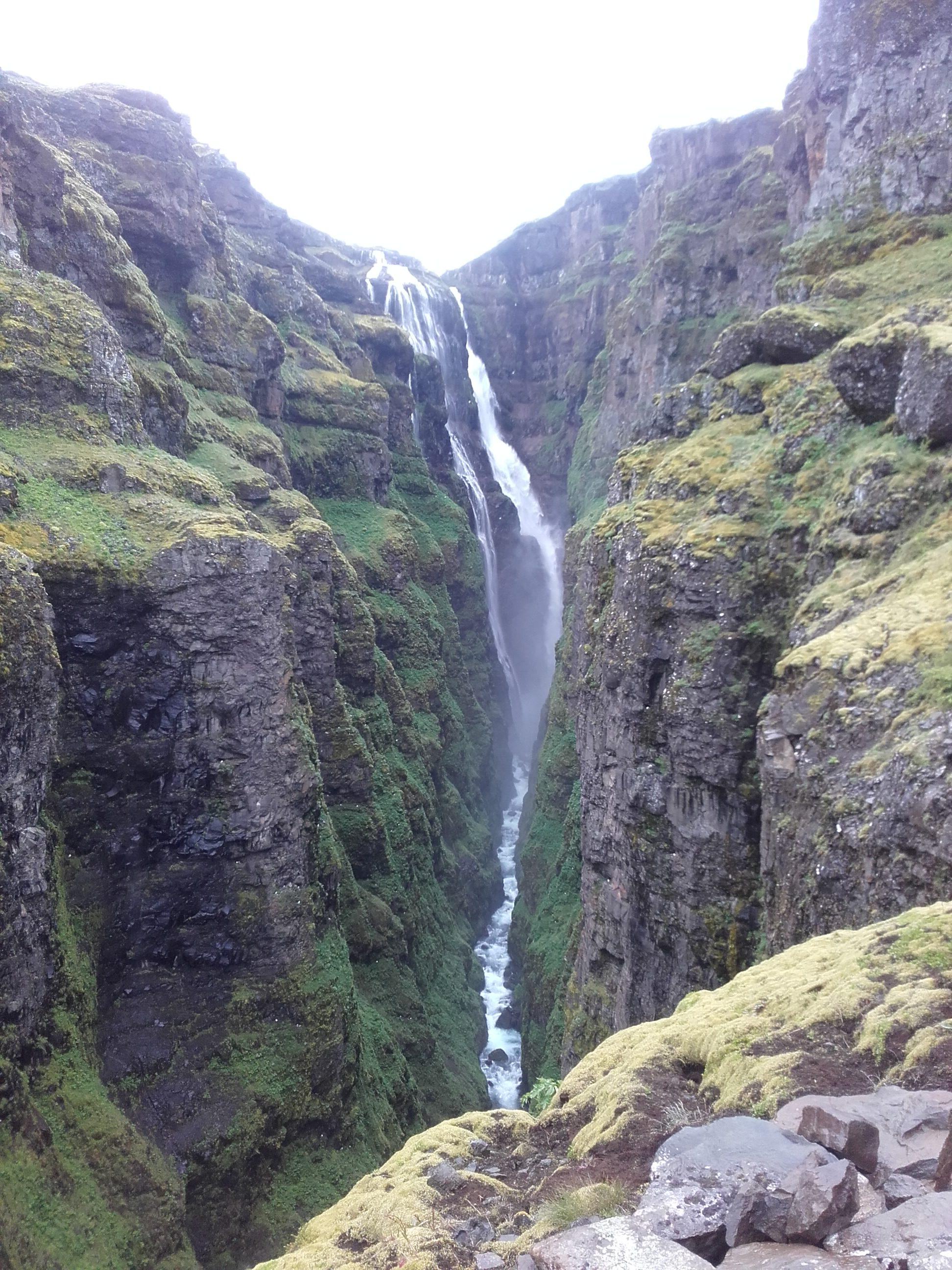 Glymur Waterfall